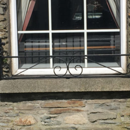 Window Box Railing