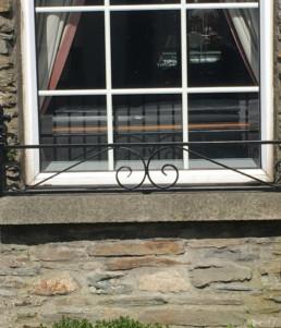 Window Box Railing