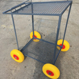 Fruit Picking Cart